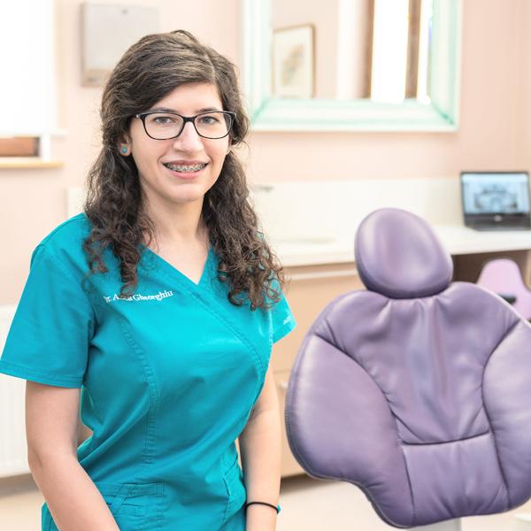 Dr. Anca Gheorghiu