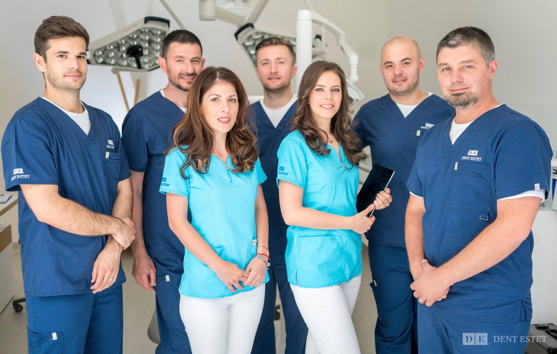 DENT ESTET - Prima clinică dentară din România care introduce testarea pentru depistarea Covid-19 pentru personalul medical și pacienți